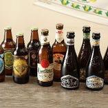 伊勢・イタリアのクラフトビールを全8種取り揃えております