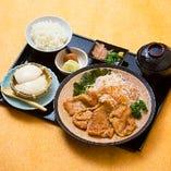 生姜焼き定食(平日限定)
