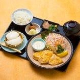 チキン南蛮定食(平日限定)