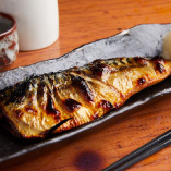 「焼魚サバ」