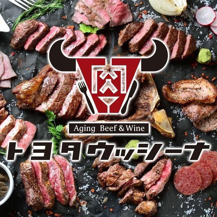熟成肉バル トヨタウッシーナ