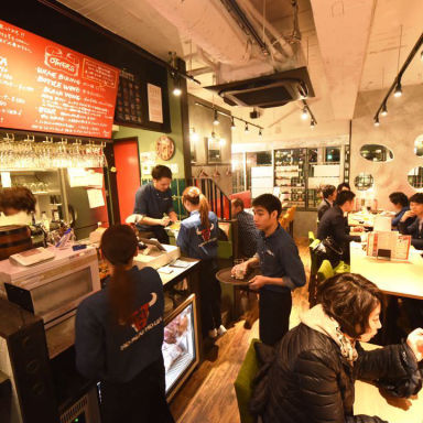 熟成肉バル トヨタウッシーナ  店内の画像