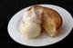 1番人気!焼きたてHOTアップルパイ!バニラアイスを添えて・・