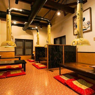 サムギョプサル × チーズタッカルビ わが家~WAGAYA~ 店内の画像