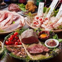 赤身肉と25種のレモンサワー 川越原人
