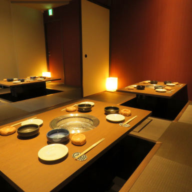 焼肉割烹 牛京 先斗町 別邸  店内の画像