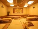 ◆2階 ~35名様座敷個室◆ 貸切のご相談もお気軽に