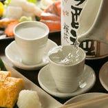 お好みのお料理と組み合わせ、至福のひと時をお過ごしください
