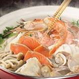 豪華海鮮ちゃんこ鍋