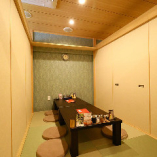 【2F/お座敷個室】足を崩して寛げる、落ち着いた雰囲気の和空間!<2~40名様>