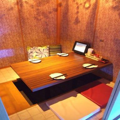 食べ飲み放題 居酒屋 チキチキチキン 北野坂店 店内の画像
