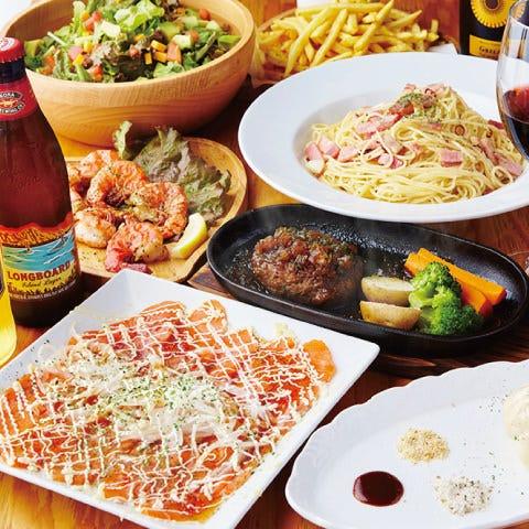 【夏宴会スタンダード】夏にピッタリ!!厳選料理7品をゆったり空間でお楽しみ下さい♪