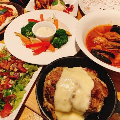 Dining Lab π 小山店 コースの画像