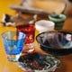 美しい宮城の芸術家の作品をお料理に使用!仙台藩特注品の数々!