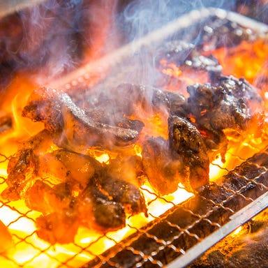和牛炭火焼と串焼き 桜座蔵 ‐さくらざくら‐ こだわりの画像