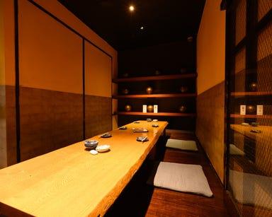 和牛炭火焼と串焼き 桜座蔵 ‐さくらざくら‐ 店内の画像