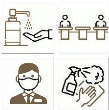 感染症拡大防止の取り組み