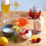 ●カフェとしても利用◎【発酵デザート・ドリンク・健康茶】