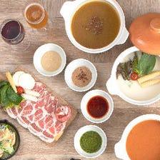 ●【秘伝の発酵健康スープ】40年守り続けてきたスープで、美味しく健康に様々な食べ方で提供します