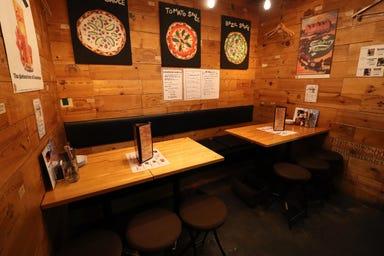 Ue CONA 田町店 店内の画像