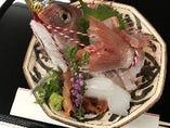 網元から直接仕入れる天然魚介類【新潟県 佐渡島】