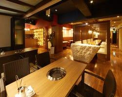 焼肉レストラン ロインズ  店内の画像