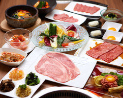 焼肉レストラン ロインズ  コースの画像