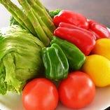 新鮮な野菜をふんだんに使用した中華料理◎素材にこだわる中華