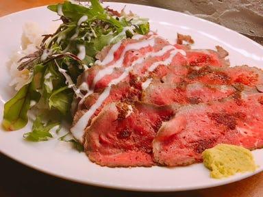 肉と野菜の石窯バル MONPAL  メニューの画像