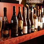 【ワイン】 自然はワインからリーズナブルなワインまであります