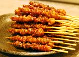 博多風とり皮(塩・タレ)