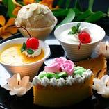 タイの甘味を心ゆくまで堪能!デザートセットで気軽に贅沢気分♪