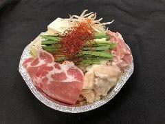 チゲ鍋(つくね・ラーメン付)