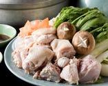 福岡の郷土料理の一つ!四季折々の食材を使用した水炊き。