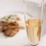 ◆ワイン◆ 楽しいひと時を盛り上げる一杯をご用意