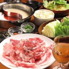 博多和牛もつ鍋×しゃぶしゃぶ 肉食べ放題専門店 座バール 難波店