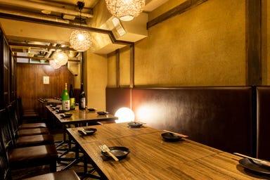 和食と完全個室 日々喜‐ひびき 五反田西口店 こだわりの画像