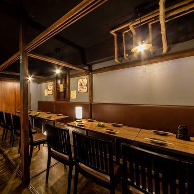 和食と完全個室 日々喜‐ひびき 五反田西口店 店内の画像