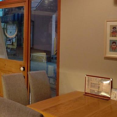 restaurant & bar ATE COUNTER DE ATENOMI 富雄 店内の画像