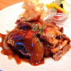 restaurant & bar ATE COUNTER DE ATENOMI 富雄
