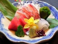 新鮮な日本海の海の幸をどうぞ!