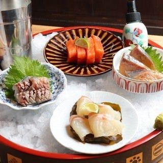 ◆自慢の料理を存分に楽しめるコース