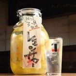 レモンサワーやハイボールなど多彩なドリンクがございます。