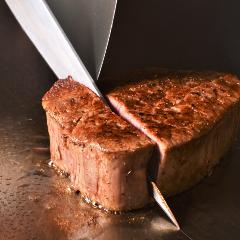 ステーキ鉄板焼 しゅうえ