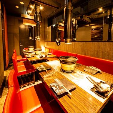 金のジンギ 恵比寿店  店内の画像