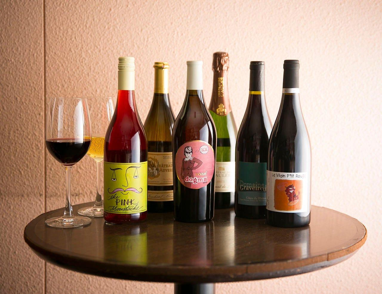 世界各地の厳選ワイン