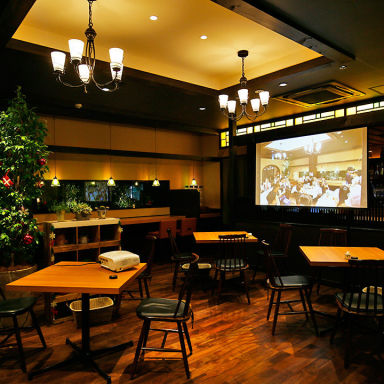 大和CAFE  店内の画像