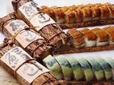 鱧・鰻・穴子・鯖・鯵 棒寿司
