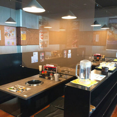 牛藩 南国店 店内の画像