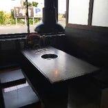 ◆テーブル席(~6名様)/ご家族や仲間とのお食事に☆
